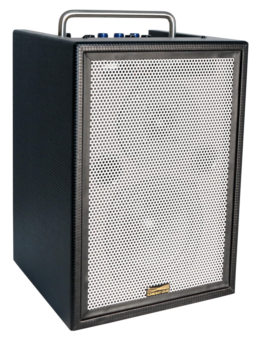Sunburst Gear M3R8 Portable All-In-One Rechargeable Battery Powered Monitor/Mini-PA Speaker by Sunburst Gear