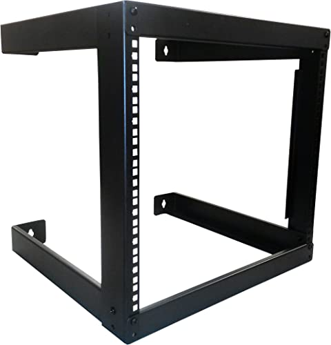 12U Network Wall Mount Frame Rack – 18 Depth