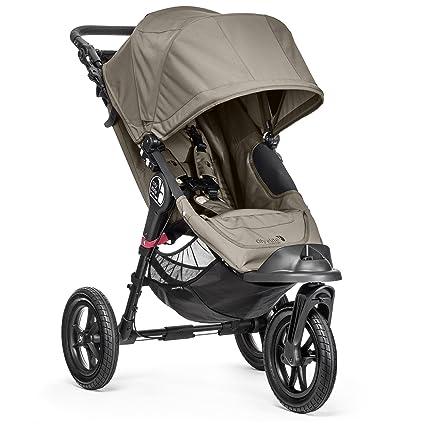 Baby Jogger City Elite - Cochecito, color marrón