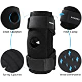 WINOMO Knee Brace Adjustable Open Patella Support
