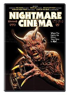 Book Cover: Nightmare Cinema