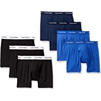 Calvin Klein Men's Cotton Stretch Megapack Boxer Briefs
