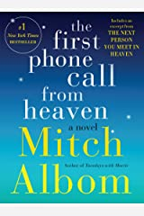 The First Phone Call From Heaven: A Novel (English Edition) eBook Kindle
