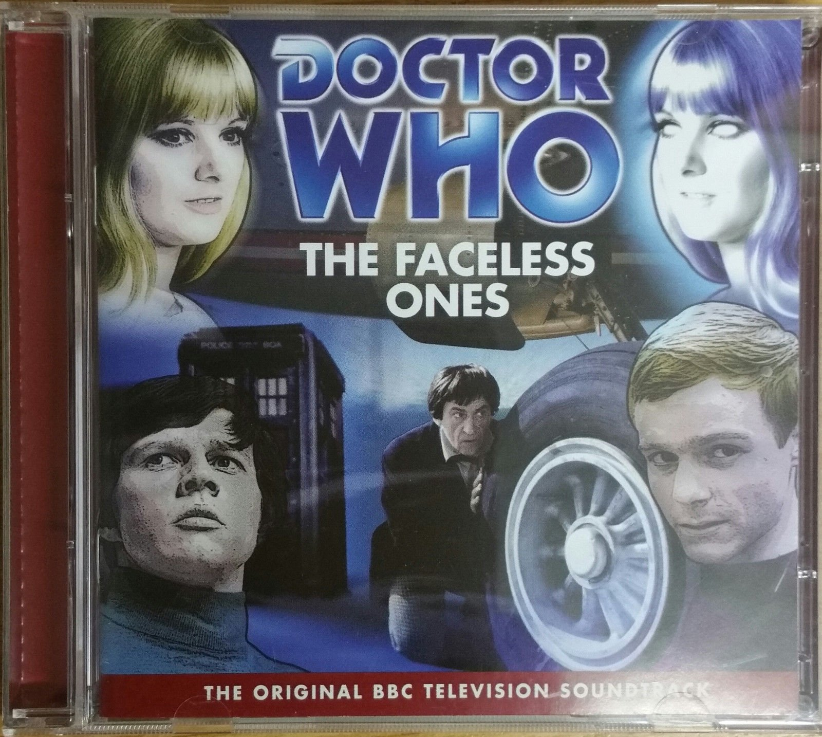 Doctor Who The Faceless Ones David Ellis Malcolm Hulke A Full