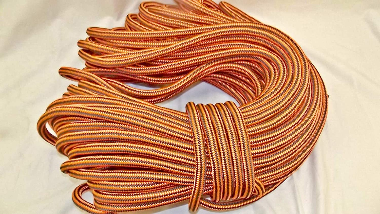 "Hoist Line Arborist Bull Rope 1/"" x 150/' Double Braid Rope NEW Rigging Line"