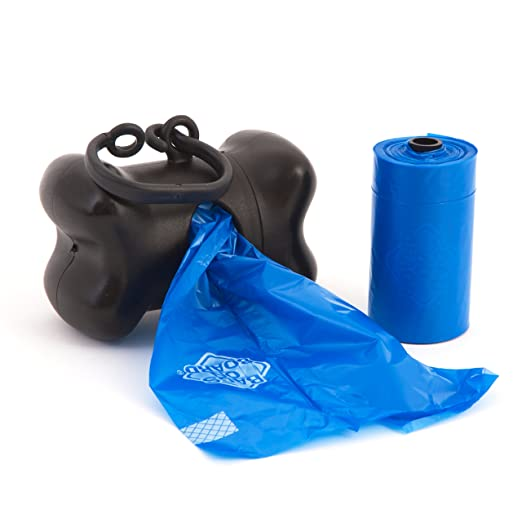 Bolsas on Board Hueso dispensador, azul: Amazon.es: Productos para mascotas