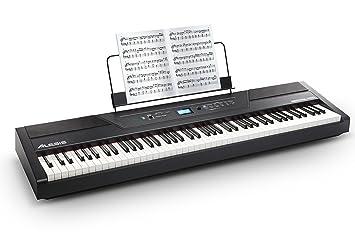 Amazon | Alesis 88鍵盤 電子ピ...