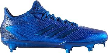 huge discount 18d7d 065da ... sneakers Adidas Mens Adizero AfterBurner 4 Dip Baseball Cleats  (BlueBlue, 6.5 D( ...