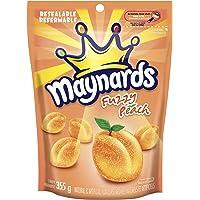 Maynards Fuzzy Peach Candy, 355 Gram