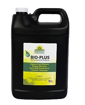 Renewable Lubricants 1 gallon Bio-Plus Fuel Injector Cleaner