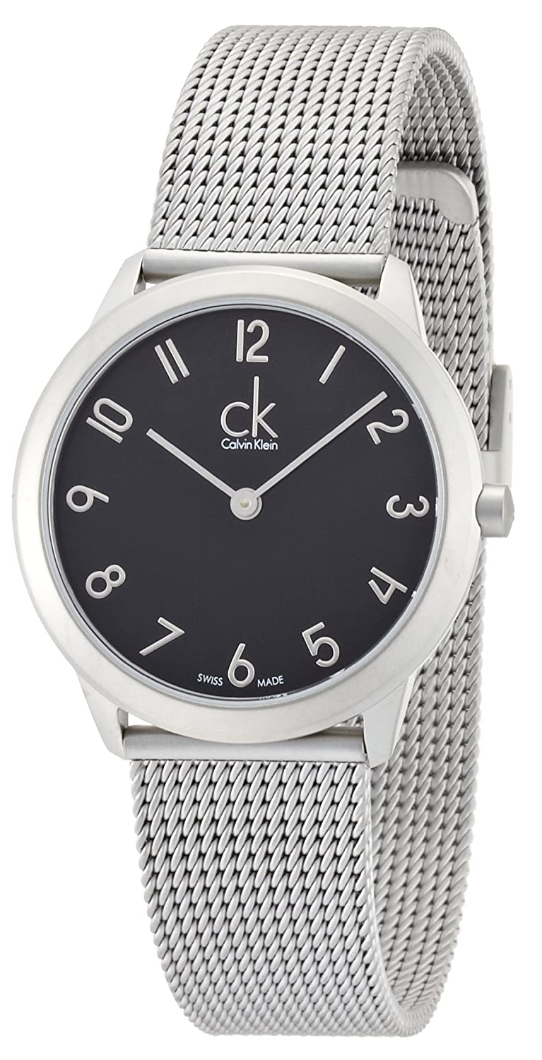 4195172d1e85 Amazon.com  Calvin Klein Minimal Women s Quartz Watch K3M52151  Calvin Klein   Watches