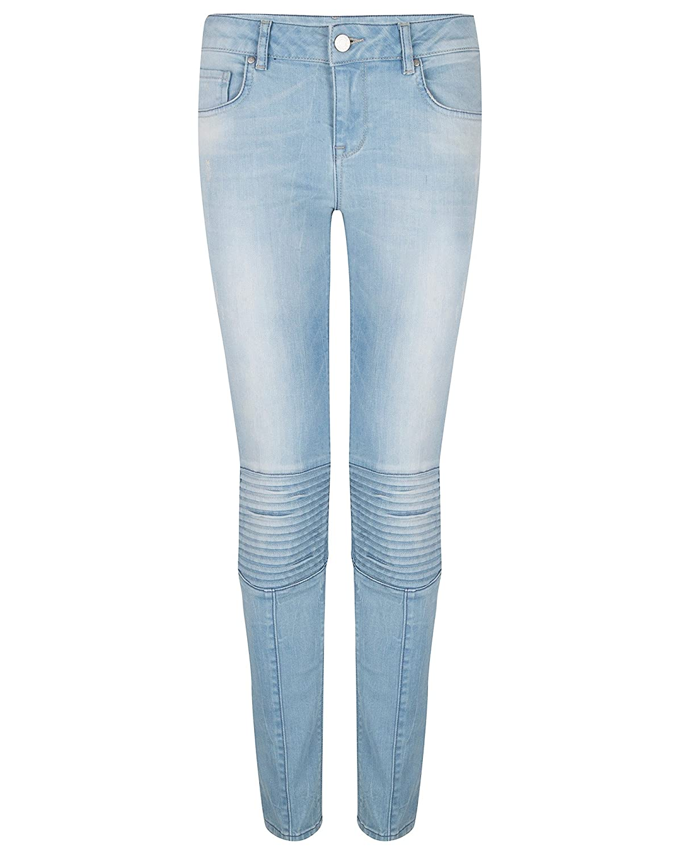 Super Trash Womens Paradise Seam Jeans Sizes XXS-L