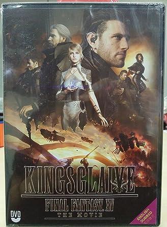 Final Fantasy Kingsglaive Japanese Audio