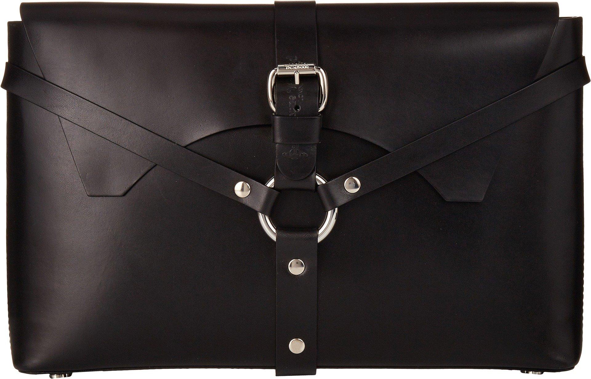 Vivienne Westwood Women's Betty Clutch Black One Size by Vivienne Westwood (Image #1)