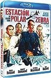 Estación Polar Zebra  BD 1968 Ice Station Zebra [Blu-ray]