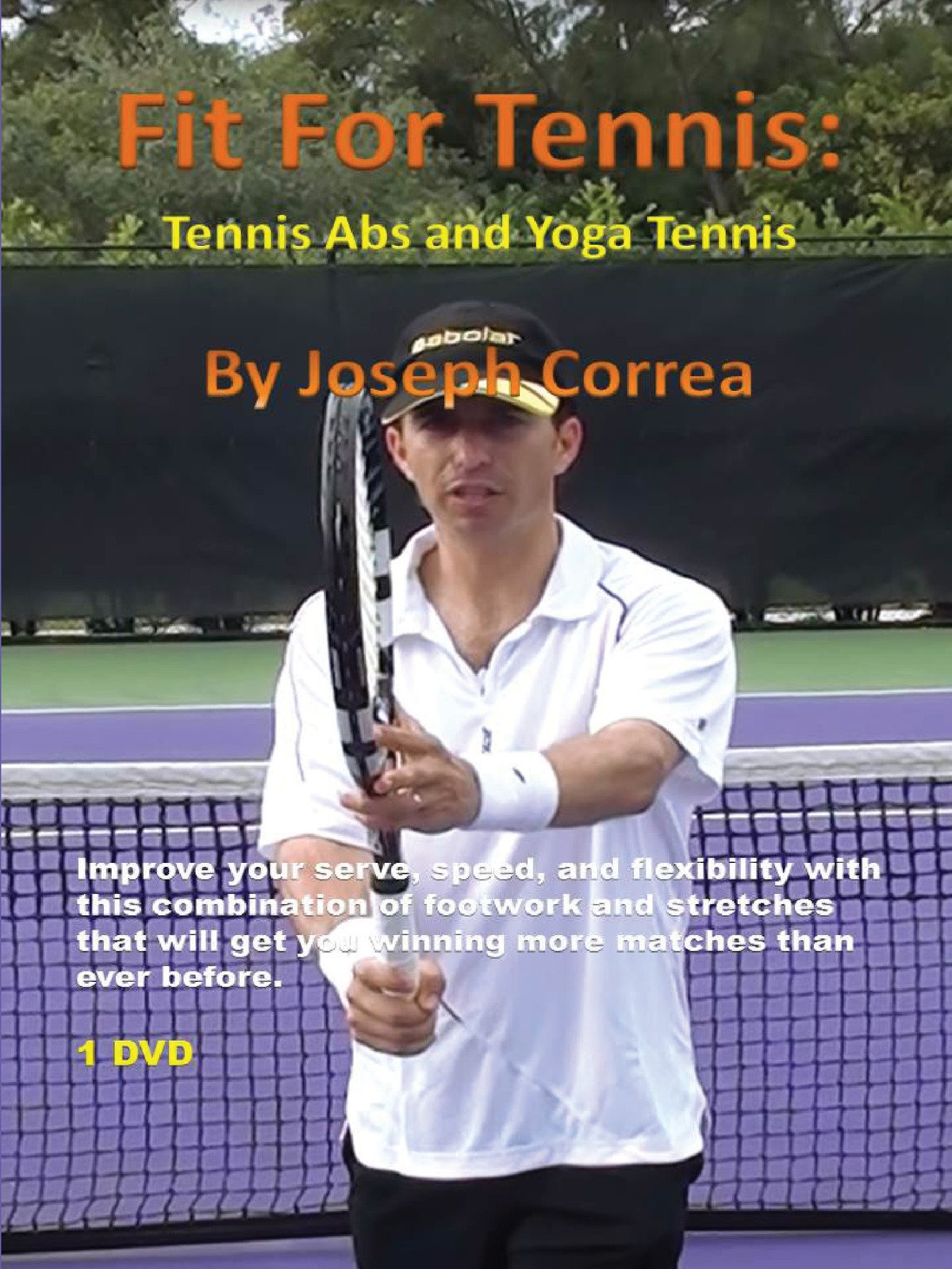 Amazon.com: Fit For Tennis: Tennis Abs and Yoga Tennis ...