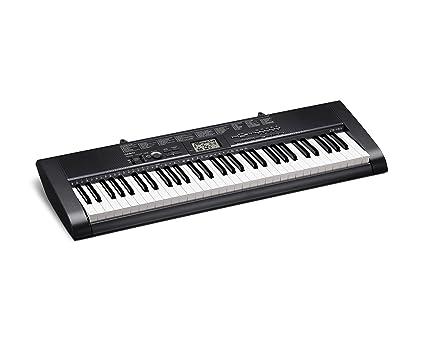 Casio CTK-1150 61keys Negro piano digital - Teclado electrónico (949 mm, 304