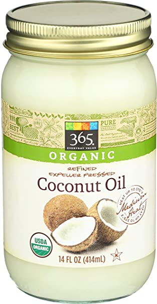 365-everyday-value,-organic-coconut-oil,-14-fl-oz by 365-everyday-value