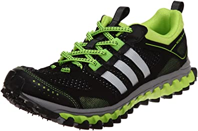 timeless design febcc e253d adidas Galaxy Incision Mens Trial Running Shoes 12 Black