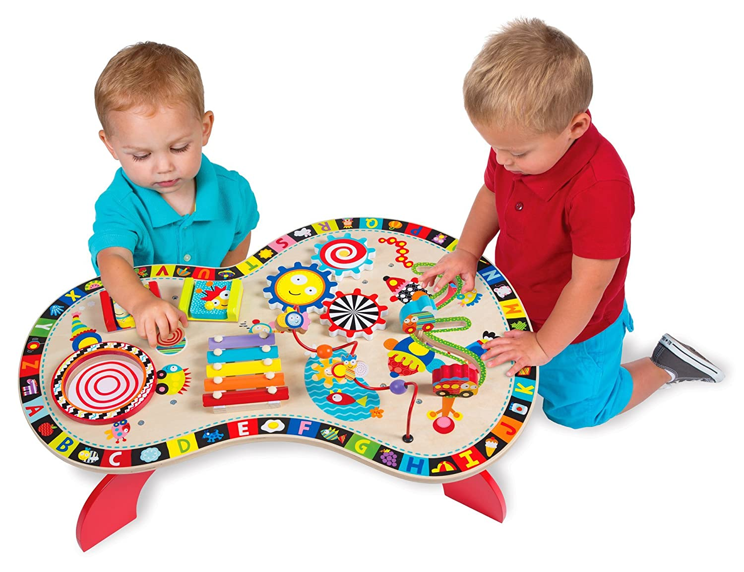 Superb The Best Baby Activity Tables