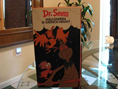 Amazon.com: Dr. Seuss - Halloween Is Grinch Night: Movies & TV