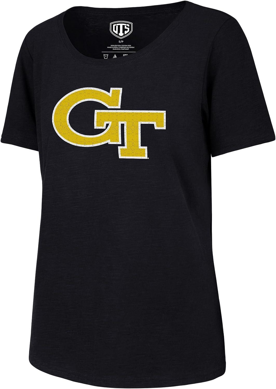 NCAA Womens OTS Slub Scoop Tee