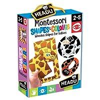 Headu Forme e Colori Montessori, IT20126