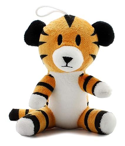 Amazon Com Mini Regit The Tiger Plush 5 Inch Tall Hanging Stuffed