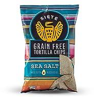 Siete, Sea Salt Tortilla Chips, 5 oz