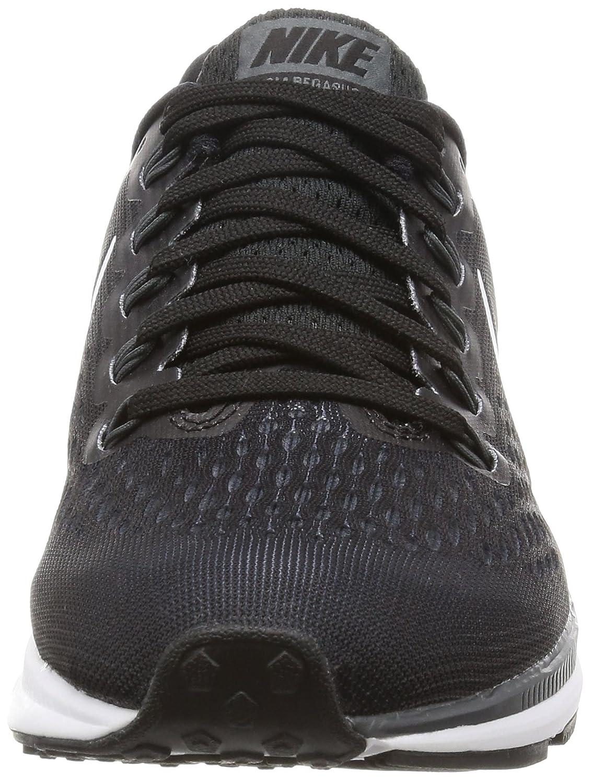 NIKE Women's Air Zoom Pegasus 34 Running Shoe B071JMZM2S 8.5 B(M) US |Black/White/Dark Grey/Anthracite