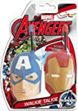 The Avengers - Walkie-Talkie (IMC Toys 390089)) - Avengers Walkie-Talkie Cara 27.2 x 19.8 x 6.1 390089