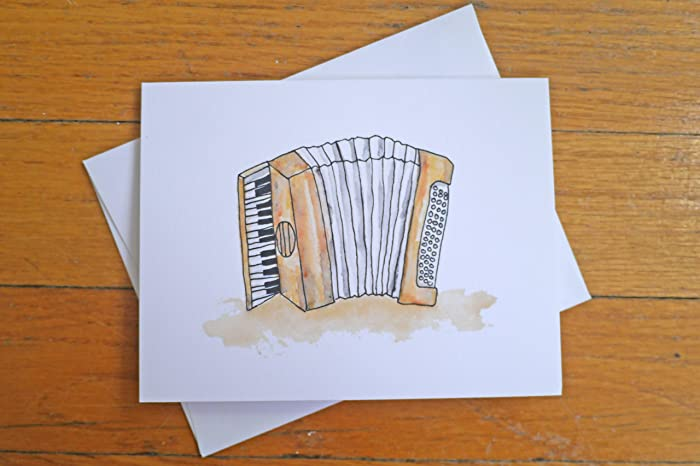 Amazon thank you card blank card accordion watercolor thank you card blank card accordion watercolor antique funny greeting cards m4hsunfo