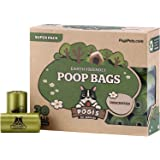 Pogi's Poop Bags - Earth-Friendly, Scented, Leak-Proof Dog Waste Bags