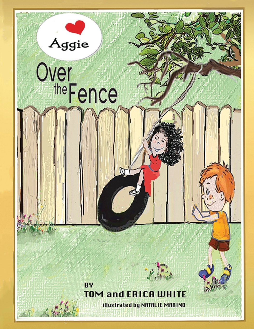 Read Online Aggie Over the Fence PDF