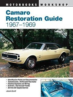 1967 camaro factory assembly manual reprint including rs ss z28 rh amazon com 66 Camaro 1967 camaro factory assembly manual