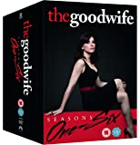 The Good Wife - Season 1-6 [DVD]