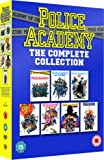 Police Academy - Complete Collection - 7-DVD Box Set ( Police Academy / Police Academy 2: Their First Assignment / Police Academy 3: Back in Trai [ NON-USA FORMAT, PAL, Reg.2 Import - United Kingdom ]