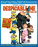 Despicable Me [Blu-ray + DVD + UltraViolet Copy] (Bilingual)