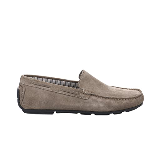 First Collective - Mocasines Hombre, Verde (Caqui), 40 EU: Amazon.es: Zapatos y complementos