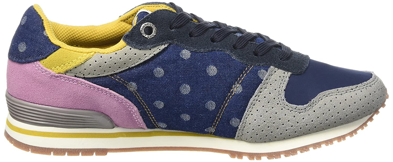 Zapatillas navy Jeans Pepe Azul Para 37 Mujer Dots Gable London q8Ux6CxwvI