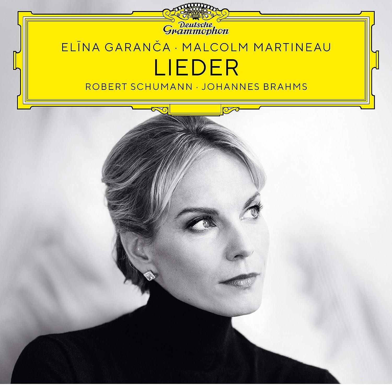 Schumann & Brahms Lieder: Elina Garanca, Malcolm Martineau: Amazon.fr:  Musique