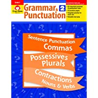 Grammar and Punctuation, Grade 2