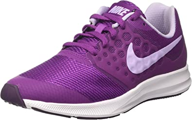Nike Downshifter 7 (GS), Zapatillas de Gimnasia para Niños, Morado (Night Purple/Violet Mist/Bold Berry), 35.5 EU: Amazon.es: Zapatos y complementos