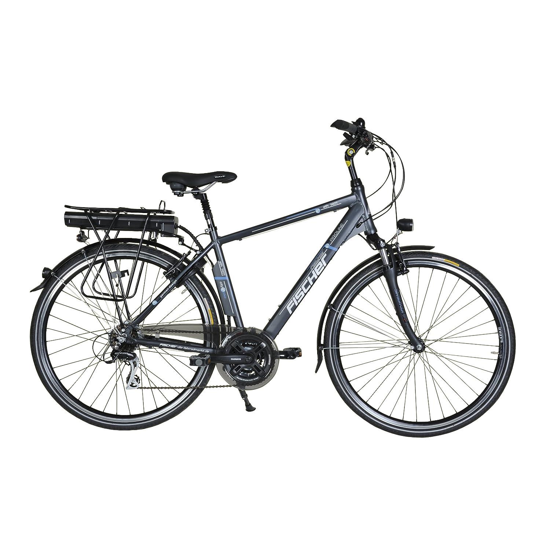 Fischer Herren E-Bike Trekking Proline 24-Gang, Anthrazit Matt ...