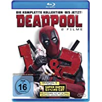 Deadpool 1+2 [Blu-ray]