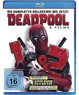 Deadpool 2 [Blu-ray]: Amazon de: Ryan Reynolds, Jack Kesy, Zazie