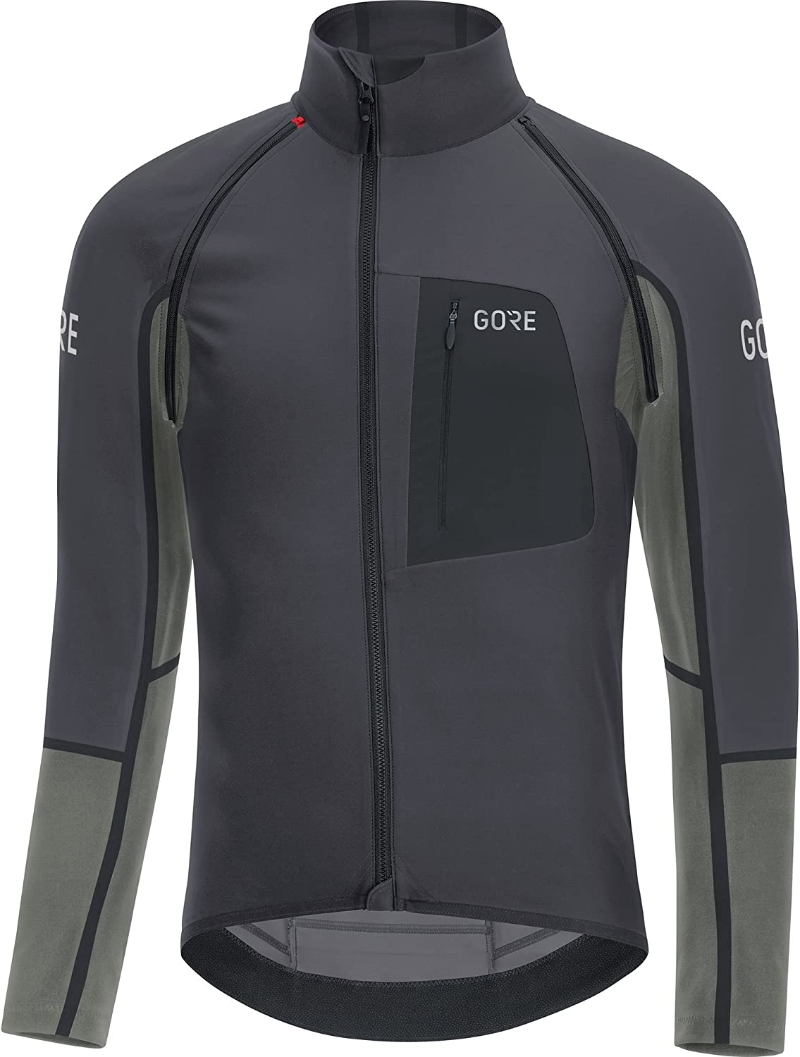FR : XL Black//Graphite Grey Taille Fabricant : 41-43 Gore Running Wear 100231 Chaussettes Mixte Adulte