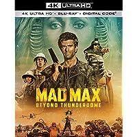 Mad Max 3: Beyond Thunderdome (4K UHD)