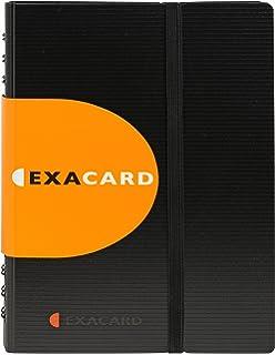 Zacro 150 Porte Cartes De Visite Carte Livre PVC Pour