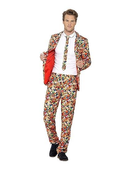 Smiffy s - Disfraz de hombre Sweet Suit, destacan Trajes ...